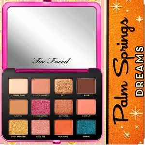 """💗New Too Faced """"Palm Springs Dreams"""" Palette💗"""
